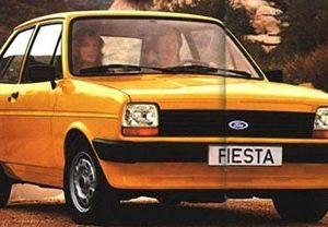 Ford Fiesta MK1 05/76-08/83