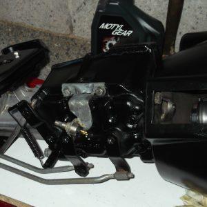 transmission-boite manuelle