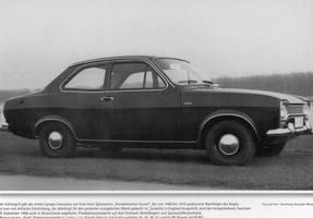 Ford Escort MK1 10/1967-12/1974