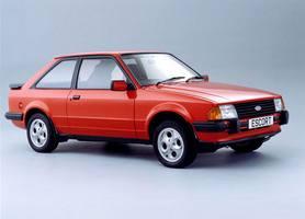 Ford Escort MK3 09/1980-12/1985