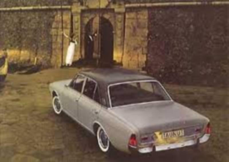 Ford Taunus P5 08/1964-05/1967