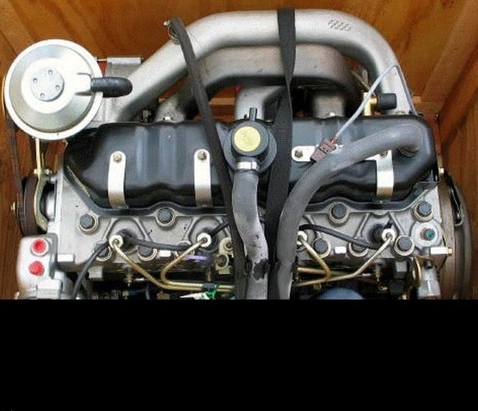 moteur diesel indenor