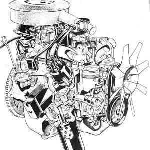 moteur kent