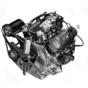 moteur V4 cologne