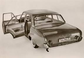 Ford Taunus P3 08/1960- 08/1964