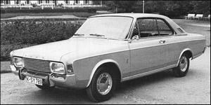 Ford Taunus P7 05/1967-12/1972