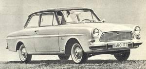 Ford Taunus P4 08/1962-08/1966