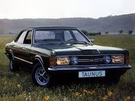 Ford Taunus TC1 07/1970-12/1975