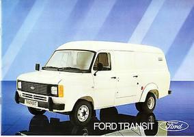 Ford Transit MK2 01/1978-12/1985