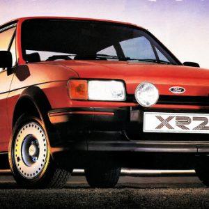 Ford Fiesta MK2 09/83 - 12/1988
