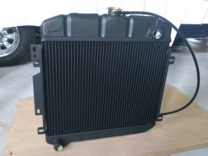 radiateur ford capri ford taunus P7