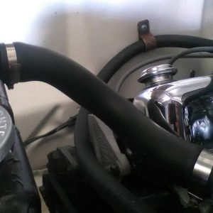 durite de radiateur ford V6, capri P7, taunus, granada