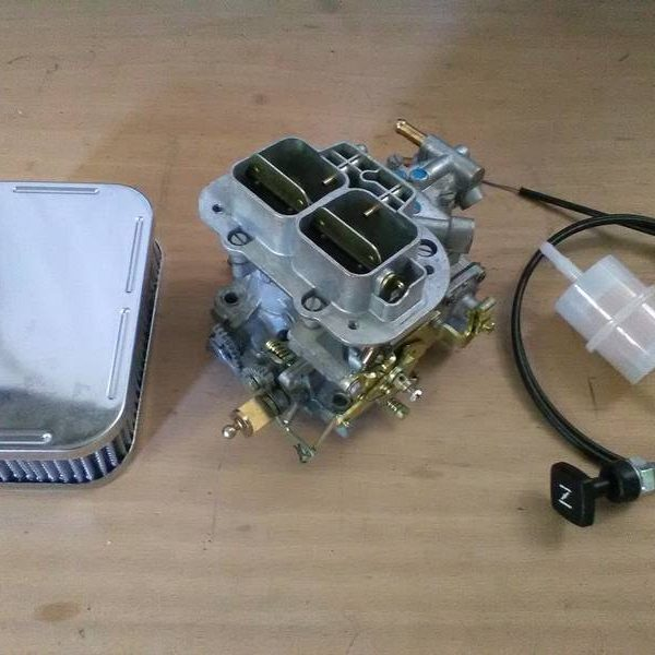 carburateur solex 38 eeit