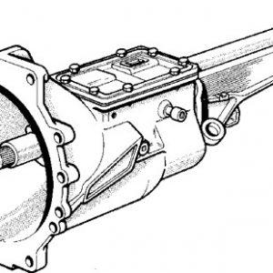 boite type A / 1300 Cm3